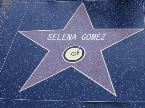 Selena Gomez Star