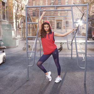 5 Июля больше фото Селены из фотосессии для Puma