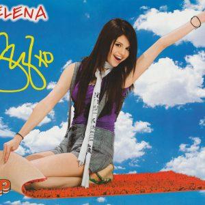 2 Августа новый постер с Селеной из журнала BOP Tiger Beat
