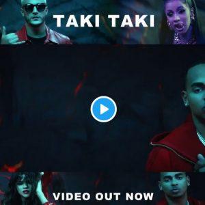 9 Октября Селена на Твиттере: Официальный клип #TakiTaki уже вышел!