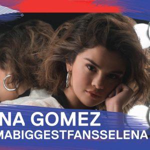 1 Ноября голосуй за Селенаторов в MTV EMA 2018!