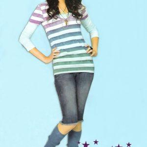 5 Февраля новый постер с Селеной из фотосессии для Волшебники из Вейверли Плейс