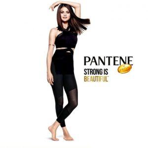 2 Марта новое фото и видео из фотосессии для Pantene Аргентина