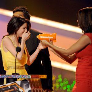 24 Марта Селена выиграла  и побила новый рекорд в Kids Choice Awards 2019!