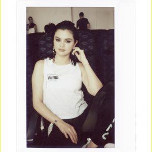 17 Мая фото из-за кулис фотосессии для коллекции одежды Puma SG SS19