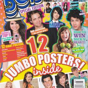 20 Февраля HD сканы с Селеной из журнала BOP Tiger Beat 2009 года