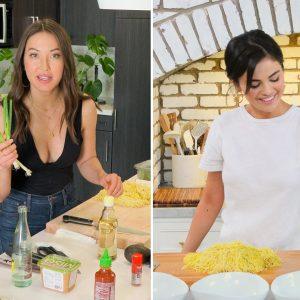 9 Августа новый стилл из кулинарного шоу «Селена + Шеф»