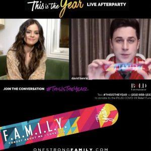 28 Августа фото и видео от фанатов с онлайн премьеры фильма This Is The Year