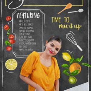 5 Августа новые постеры и трейлер для кулинарного шоу Селены «Selena + Chef»