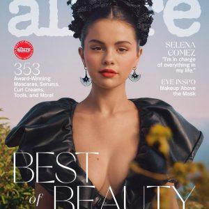 17 Сентября HQ журнала Allure с Селеной на обложке