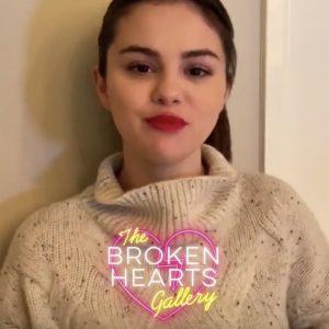 4 Сентября видео обращение Селены для VIP гостей премьеры фильма The Broken Hearts Gallery (обновлено)