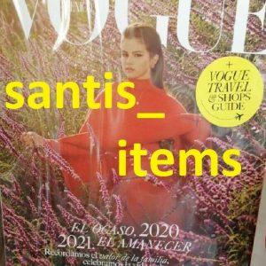 29 Ноября на Ebay замечен Vogue Mexico с Селеной на обложке