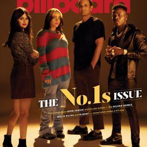 17 Декабря Селена на обложке специального издания журнала Billboard