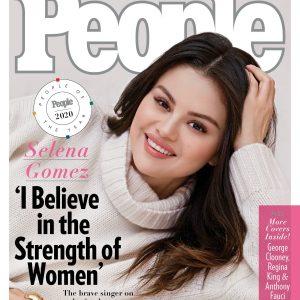 2 Декабря Селена названа человеком года по версии журнала People