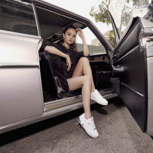 25 Января новые UHQ фото Селены из фотосессии для коллекции The Cali Star