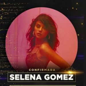 10 Февраля реклама выступления Селены с песней Baila Conmigo на «Premio Lo Nuestro 2021»
