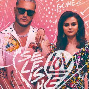 1 Марта Селена и DJ Snake показали официальную обложку песни Selfish Love
