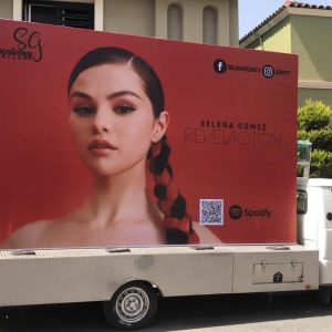 18 Марта трейлер с рекламой Revelacion от фанатов в Мексике
