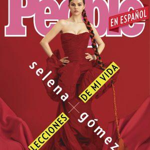 11 Марта Селена на обложке журнала People Espaniol