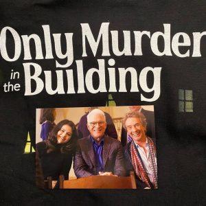 14 Апреля сериал «Only Murders In The Building» выйдет в августе