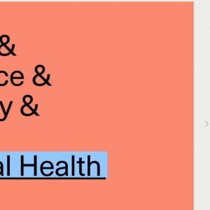 29 Апреля помоги Селене изменить мир к лучшему и поддержи проект Mental Health 101