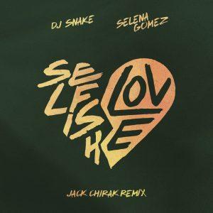30 Апреля слушай новый ремикс на песню Selfish Love